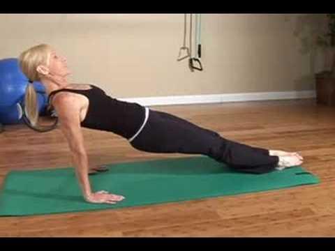 Gelişmiş Pilates Egzersizleri: Pilates Egzersizleri Gelişmiş: Bacak Çekme
