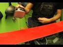 Balmumu Nasıl & Snowboard Bakımı : Snowboard Balmumu: & Wax Basarak Yumuşatma