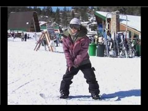 Ollie'de Ve Nollies Snowboard Nasıl: Bir Snowboard Nollie Nasıl