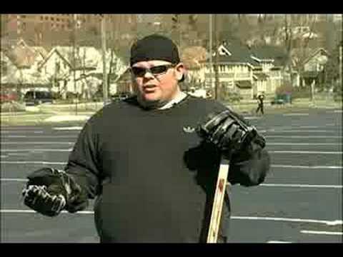 Nasıl Patenli Hokey Oynamak İçin : Buz Hokeyi Maçı. Patenli Hokey