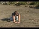 Egzersiz Egzersizler Plaj: Beach Egzersiz Pushup Egzersizleri