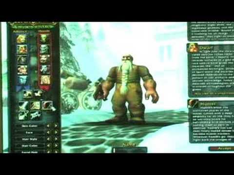 """""""world Of Warcraft"""" Temelleri: """"world Of Warcraft"""" Cüce Yarışta"""