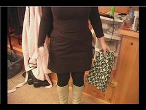 Nasıl Retro 1960'larda: 1960'larda Retro Mini Etek Elbise