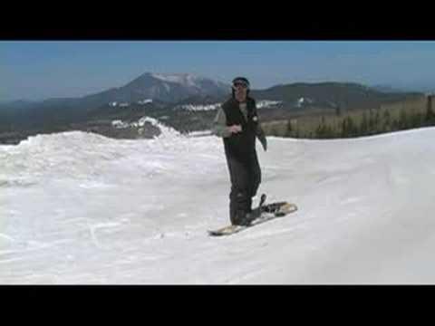 Snowboarding: Snowboard Buz Pateni İpuçları