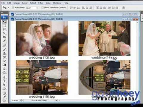 Yazdırmak Ve Kanıt Albümleri - Photoshop/fotoğraf Hafta 16 Bağlamak