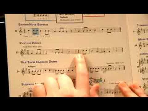 Başlangıç Piyano Dersleri: Karmaşık Müzik Notlar Okuma