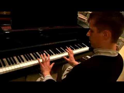 Başlangıcı Piyano Dersleri: Piyano El Konumlandırma Düzeltin