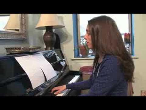 Nasıl Bir Şarkı Yazmak İçin : Beste: Gerçekleştirmek