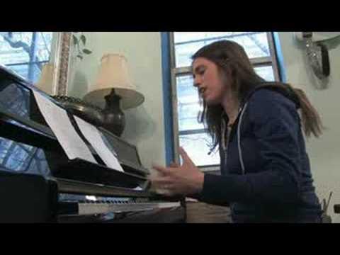 Nasıl Bir Şarkı Yazmak İçin : Beste: Koro Akor