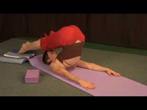 Pozlar : Oturmuş Yoga Pulluk Poz