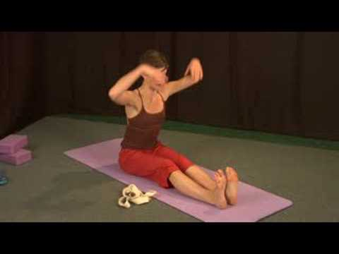 Yoga Pozlar Oturmuş : Yoga Bend Oturmuş İleri