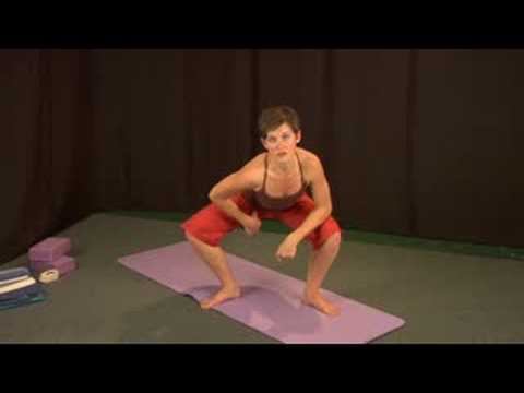 Yoga Pozlar Oturmuş : Yoga Kalp Bodur Dua Poz
