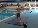 Isınma Egzersizleri Dalış : Dalış Ayak & Ayak Bileği Sıcak Ups
