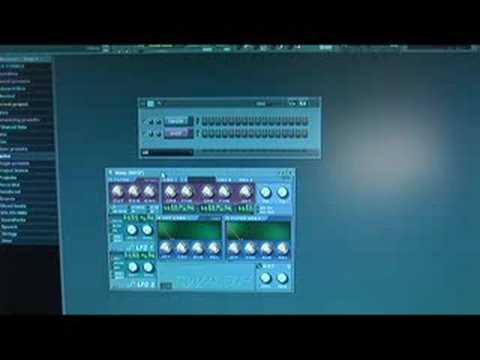 Fl Studio: Soundfont Oyuncu, Fl Anahtarları Ve Wasp Arabirimi: Fl Studio Öğretici: Wasp Modülü