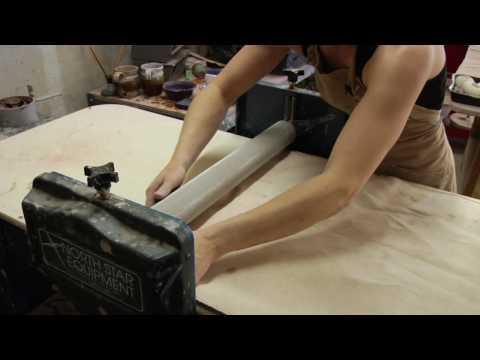 Kil Çömlek Levha Bina: Kil Doku Bobinleri Ekleme