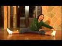 Latin Dans Germe : Latin Dans Açık Bacak Germe