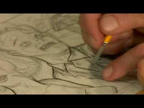 Mürekkep Çizim Çizimler : Mürekkep Çizim Çizgi Kalınlığı