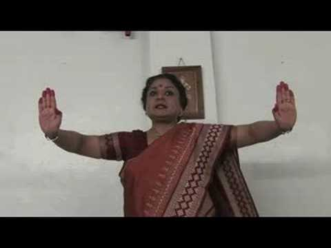 Odissi Indian Dance : Odissi Dans: El Hareketleri