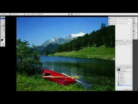 Photoshop Yeni Başlayanlar İçin: Photoshop Dersleri: Ekran Modu
