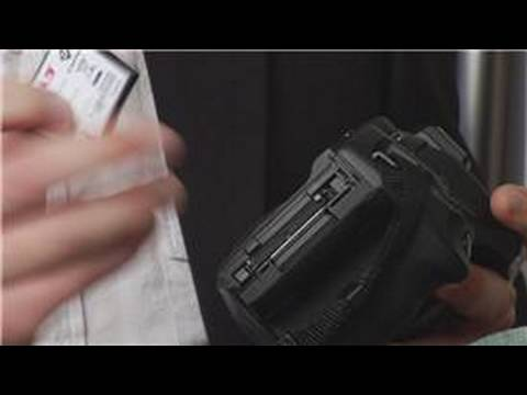 Canon Eos 40 başlarken : Canon Eos 40: Yükleme Cf Hafıza Kartı