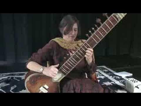 Temel Sitar Çalmayı: Sitar Müzik Demo