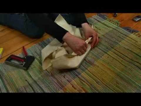 Nasıl Boyama İçin Bir Tuval Hazırlamak İçin : Bir Tuval Hazırlama: Boyutlandırma, Zımbalama Çekerek