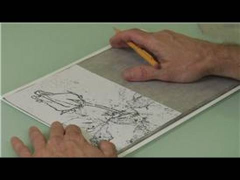 Nasıl Bir Gül Sulu Boya İle Boyamak: Gül Suluboya Resimler İçin Çizim