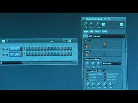 Fruity Loops Studio: Yener Ve Örnekleri Düzenleme: Fruity Loops Studio Öğretici: Zaman Germe