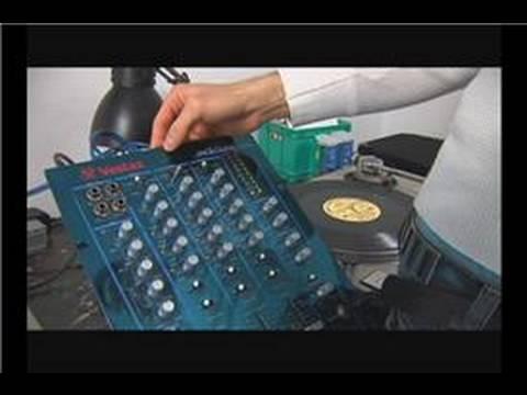 Nasıl Bir Dj Mixer Kurmak İçin : Dj Mikser Kurulumu: Trim Düğme