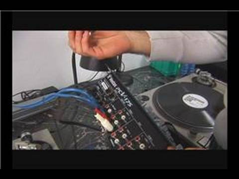 Nasıl Bir Dj Mixer Kurmak İçin : Dj Mikser Kurulumu: Turntable Takmayı