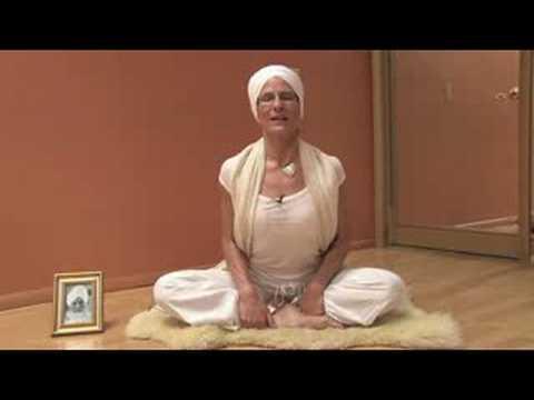 Kundalini Yoga Temelleri: Kundalini Yoga Spinal Flex
