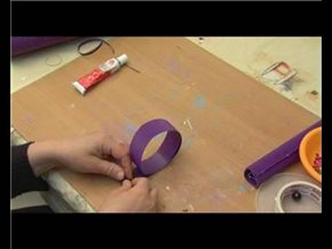 Nasıl Bir Kaleydoskop Yapmak: Bir Kaleydoskop Mercek Yapma