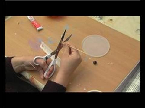 Nasıl Bir Kaleydoskop Yapmak: Bir Sopa Bir Kaleydoskop Yapmak İçin Yansıtıcı Kağıt Ekleme