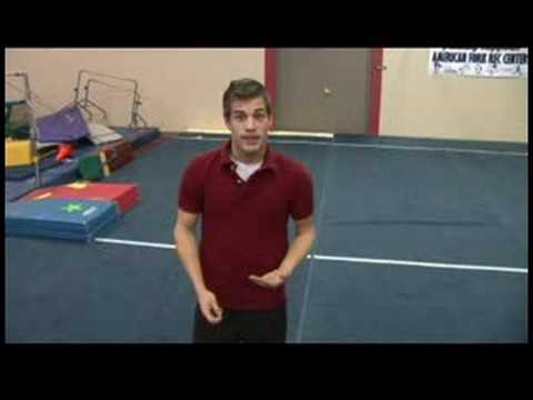 Rekabetçi Jimnastik İpuçları : Gelişmiş Jimnastik Zihniyet