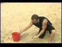 Nasıl Bir Sandcastle Kurmak İçin: Bir Sandcastle Şekli Nasıl