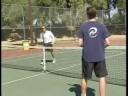 Tenis Denetim Girer: Aşırı Açı Voleybolu İçinde Forehand Tenis Matkaplar