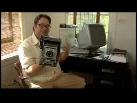4X5 Büyük Format Bir Kamera nasıl kullanılır : Hız Grafik 4 X 5 Fotoğraf Makinesi Tarihi