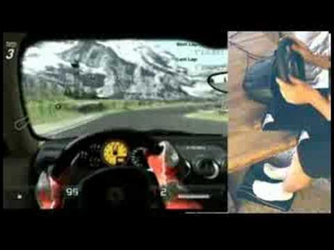 Gran Turismo 5 Araba Nasıl Drift : Drift Gran Turismo 5 Arabalar: Ferrari F430
