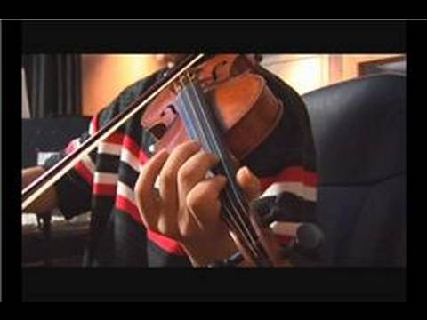Keman Dersleri: B Melodik Minör : Keman B Melodik Minör Ölçek: 6 Derece
