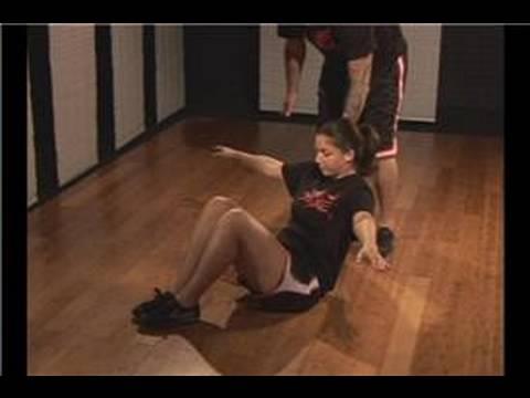 Kickboks Fitness İçin Karın Egzersizleri: Kickboxing Fitness: Tam Ab Tutma Karın Egzersizleri