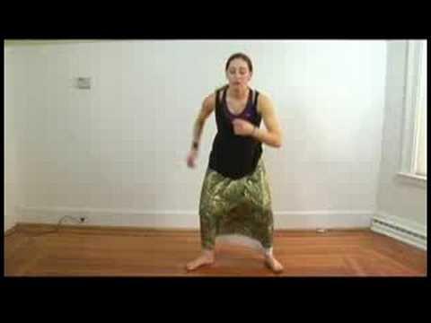 Senegalli Sabar Dance: Ras : Senegalli Sabar Ras Dans: Hareket 4 Bekliyor