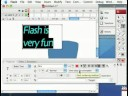 Adobe Flash Araçları: Flash Araçları: Metin Aracıyla Ayarlama İzleme