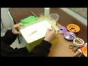 Çocuk\'s El Sanatları: Ayakkabı Kutusu Vagon : Çocuk\'s El Sanatları: Ayakkabı Kutusu Vagon Üstüne Yapıştırma