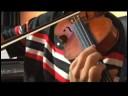 Keman Dersleri: Bir Melodik Minör Ölçek : Keman Melodik Minör Ölçek: 6 Derece