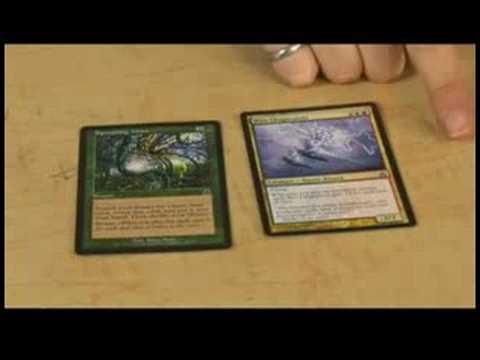 Magic The Gathering: Gelişmiş Kurallar : Magic: The Gathering: Kurallar: Büyü Veya Yetenek Oyun