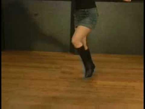 Salsa Dans Teknikleri: Salsa Dans: Kadın İp Adım