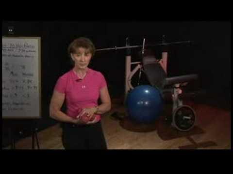 Spor: Serbest Ağırlık Egzersiz Programı Oluşturmak İçin Nasıl Basit Egzersizler :