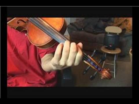 G Harmonik Küçük Keman Ölçek: G Küçük Mixolydian Keman Modu