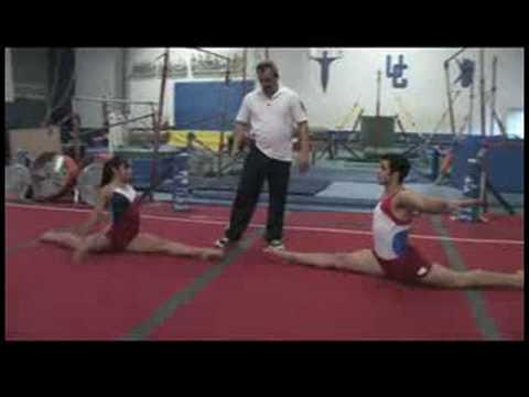 Jimnastik: Nasıl Bir Jimnastikçi Esnek Olmak