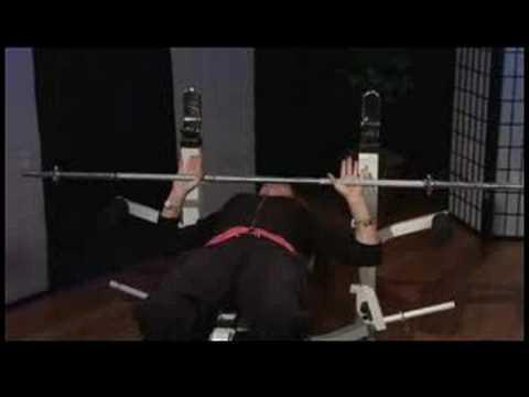 Piramit Bench Press Egzersiz Yapmak İçin Nasıl Fitness İpuçları :